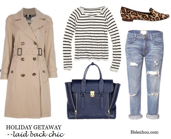 blue-light-boyfriend-jeans-blue-bag-white-tee-stripe-tan-shoe-loafers-leopard-print-tan-jacket-coat-trench-fall-winter-weekend.jpg