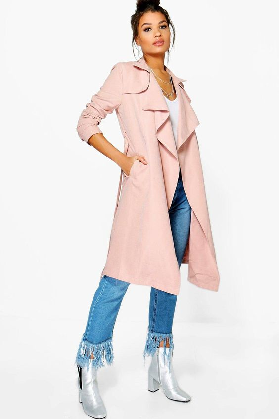 blue-med-crop-jeans-grayl-shoe-booties-silver-bun-peach-jacket-coat-trench-fall-winter-lunch.jpg