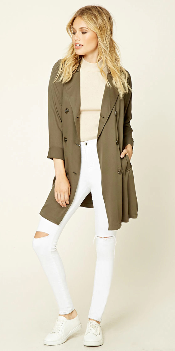 white-skinny-jeans-white-top-crop-green-olive-jacket-coat-trench-white-shoe-sneakers-howtowear-style-fashion-fall-winter-spring-summer-blonde-weekend.jpg