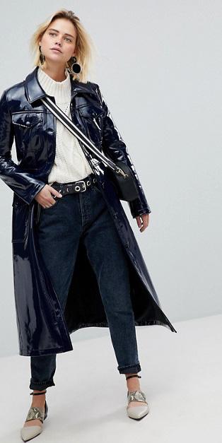 blue-navy-boyfriend-jeans-belt-white-sweater-turtleneck-black-earrings-blonde-patent-leather-blue-navy-jacket-coat-trench-fall-winter-lunch.jpg