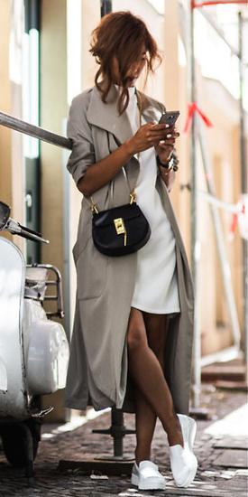 white-shoe-sneakers-black-bag-hairr-grayl-jacket-coat-trench-spring-summer-weekend.jpg