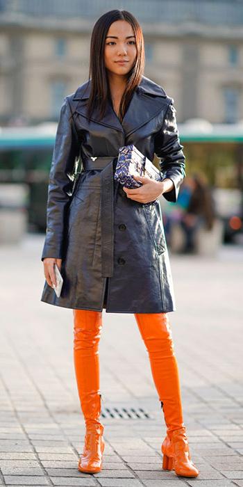 black-jacket-coat-trench-leather-orange-shoe-boots-otk-fall-winter-brun-lunch.jpg