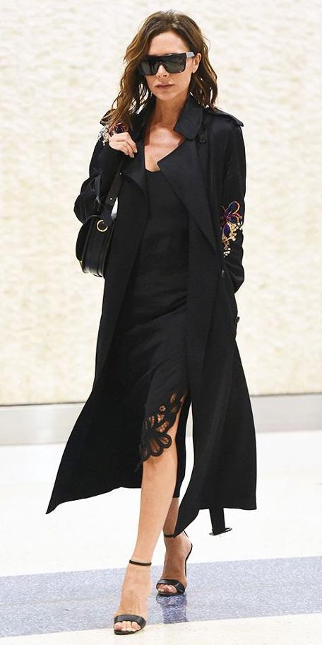 black-dress-slip-black-jacket-coat-trench-lace-victoriabeckham-howtowear-spring-summer-brun-lunch.jpg