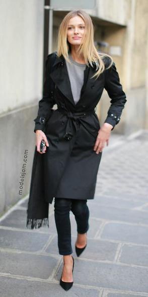 black-skinny-jeans-black-shoe-pumps-blonde-black-jacket-coat-trench-fall-winter-lunch.jpg