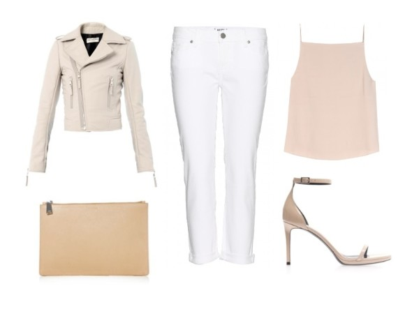 white-boyfriend-jeans-silk-tan-top-tan-jacket-moto-tan-shoe-sandalh-tan-bag-clutch-wear-outfit-spring-summer-dinner.jpg