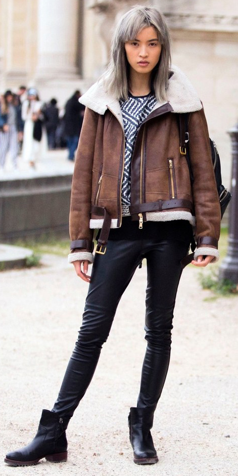 how-to-style-black-leggings-black-shoe-booties-brown-jacket-moto-shearling-grayhair-fall-winter-fashion-weekend.jpg