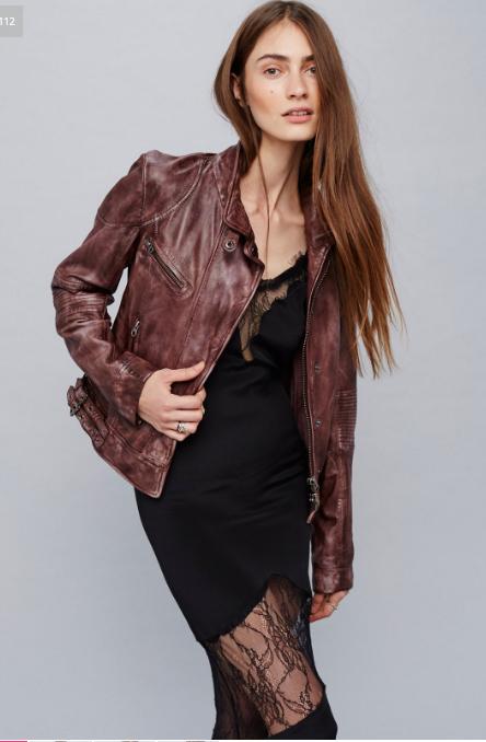 black-dress-brown-jacket-moto-leather-black-shoe-boots-black-tights-necklace-slip-wear-style-mini-fall-winter-hairr-dinner.jpg