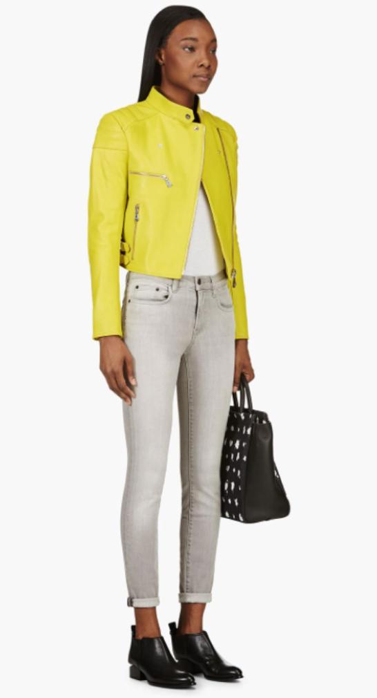 grayl-skinny-jeans-white-tee-yellow-jacket-moto-black-bag-howtowear-style-fashion-fall-winter-black-shoe-booties-brun-lunch.jpg