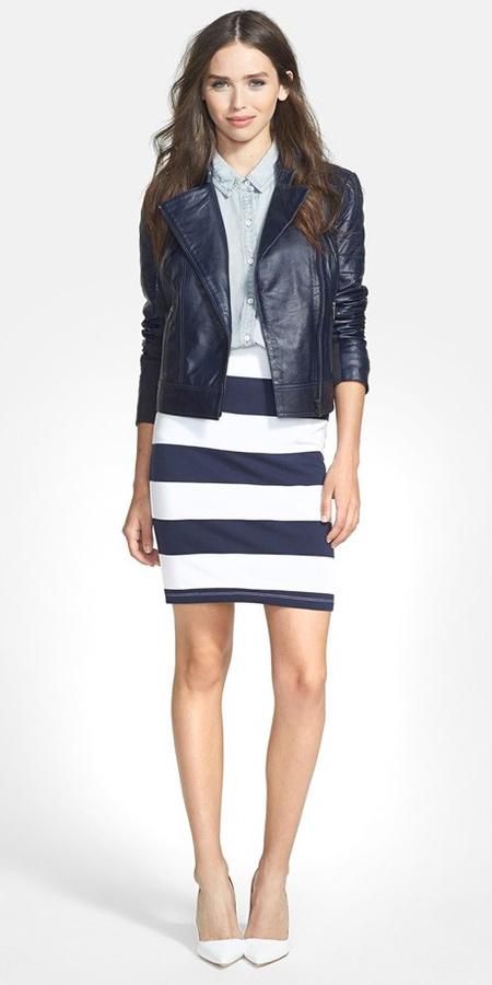blue-navy-mini-skirt-stripe-blue-light-collared-shirt-white-shoe-pumps-blue-navy-jacket-moto-spring-summer-brun-lunch.jpg