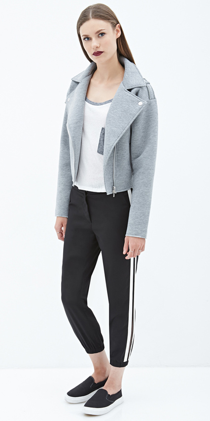 black-joggers-pants-white-tee-grayl-jacket-moto-black-shoe-sneakers-forever21-tuxedo-spring-summer-hairr-weekend.jpg