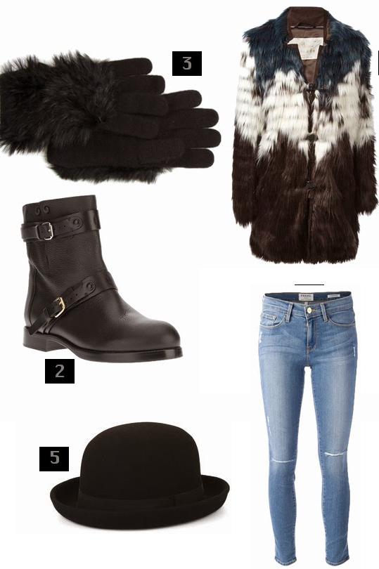 blue-light-skinny-jeans-black-jacket-coat-fur-howtowear-fashion-style-outfit-fall-winter-gloves-black-shoe-booties-hat-lunch.jpg