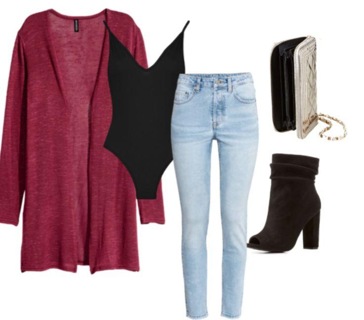 blue-light-skinny-jeans-black-shoe-booties-black-tank-bodysuit-burgundy-cardiganl-spring-summer-dinner.jpg