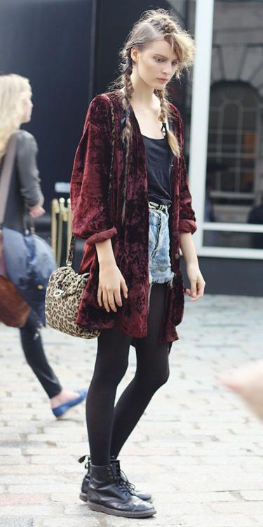 blue-light-shorts-denim-black-tights-black-shoe-booties-tan-bag-velvet-braid-black-tee-burgundy-cardiganl-fall-winter-blonde-weekend.jpg