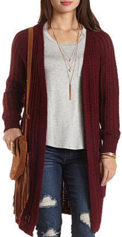blue-navy-skinny-jeans-grayl-tee-r-burgundy-cardiganl-howtowear-fashion-style-outfit-fall-winter-chunky-necklace-fringe-cognac-bag-weekend.jpg