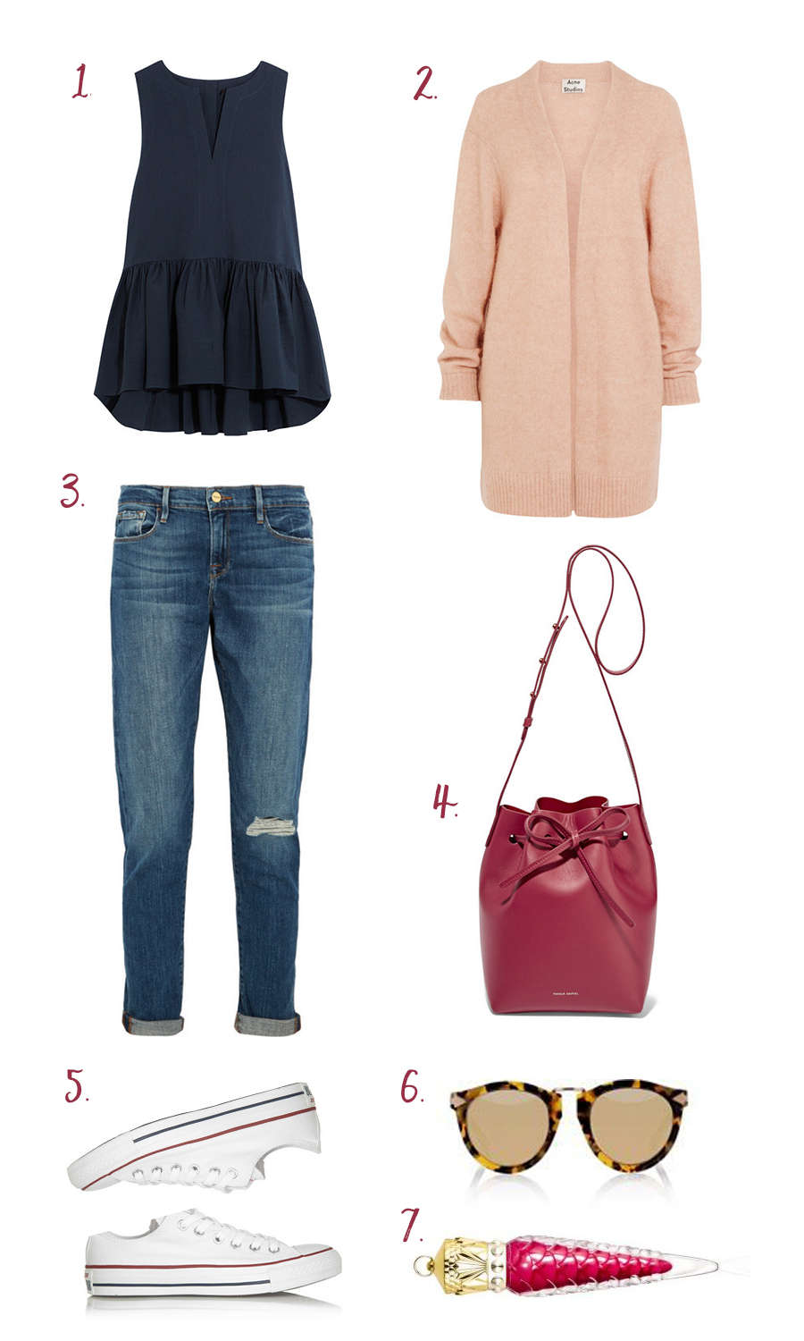 blue-med-skinny-jeans-blue-navy-top-peplum-peach-cardiganl-white-shoe-sneakers-red-bag-bucket-sun-howtowear-fashion-style-outfit-spring-summer-weekend.jpg