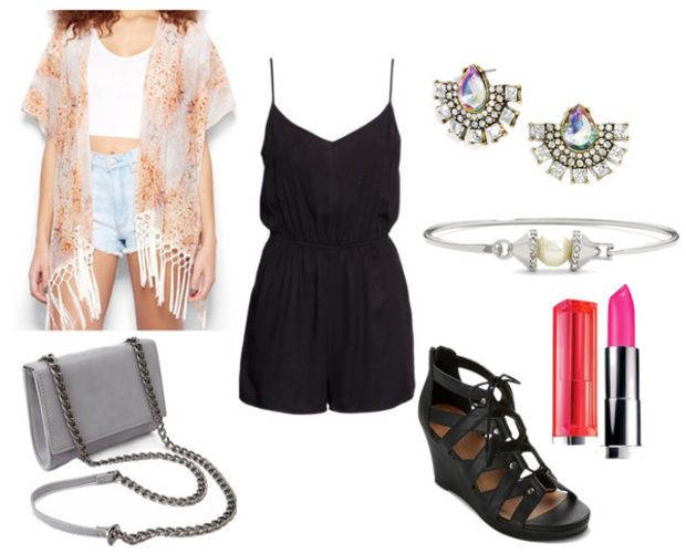 black-jumper-peach-cardiganl-kimono-black-shoe-sandalw-white-bag-outfit-spring-summer-bracelet-earrings-night-dinner.jpg