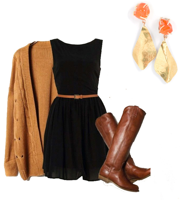 black-dress-camel-cardiganl-skinny-belts-mini-cognac-boots-necklace-pend-thanksgiving-howtowear-fashion-style-outfit-fall-winter-weekend.jpg