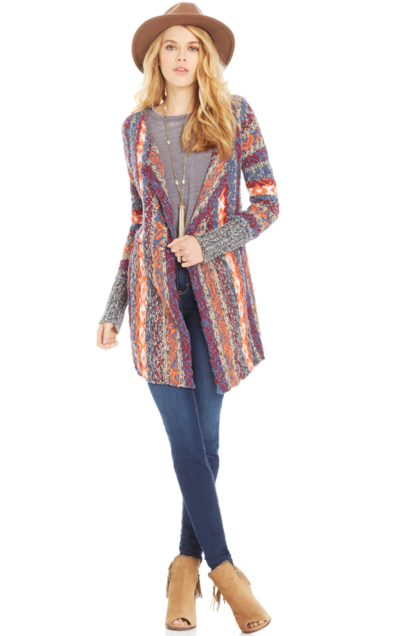 blue-navy-skinny-jeans-grayl-tee-orange-cardiganl-stripe-hat-tan-shoe-sandalh-necklace-pend-howtowear-fashion-style-outfit-blonde-fall-winter-weekend.jpg