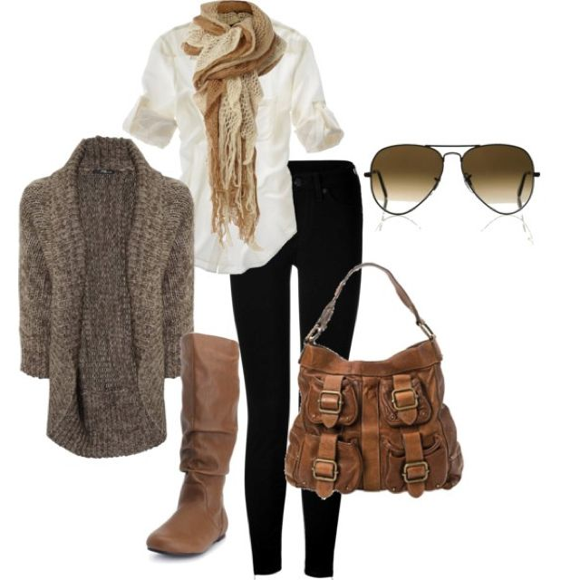 black-skinny-jeans-white-collared-shirt-brown-cardiganl-tan-scarf-cognac-bag-sun-cognac-shoe-boots-howtowear-fashion-style-outfit-fall-winter-weekend.jpg