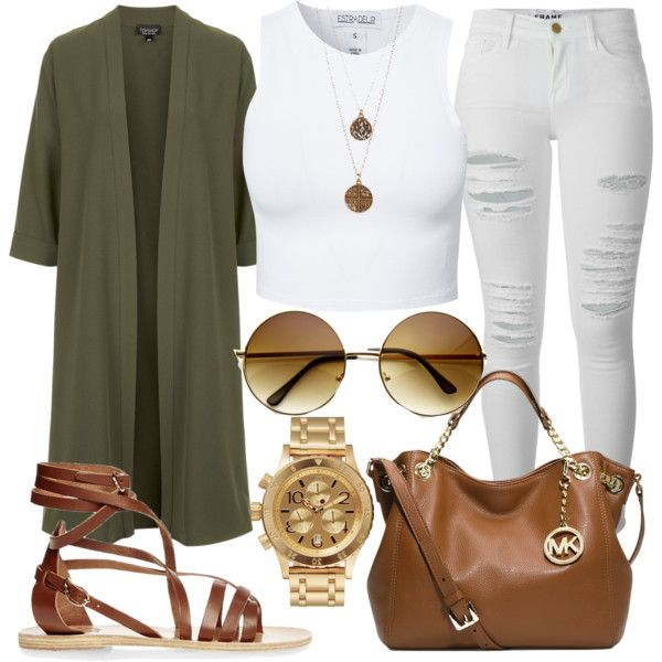 white-skinny-jeans-white-top-crop-green-olive-cardiganl-brown-shoe-sandals-cognac-bag-watch-necklace-sun-howtowear-fashion-style-outfit-spring-summer-weekend.jpg