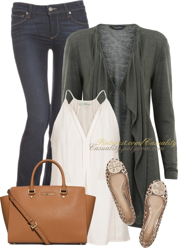 blue-navy-flare-jeans-white-top-green-olive-cardiganl-tan-shoe-flats-cognac-bag-waterfall-howtowear-fashion-style-spring-summer-outfit-weekend.jpg