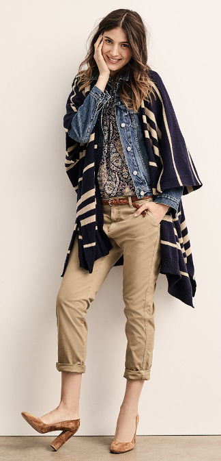 tan-chino-pants-tan-top-print-fall-winter-hairr-belt-blue-light-jacket-jean-blue-navy-cardiganl-cape-tan-shoe-pumps-gap-lunch.jpg