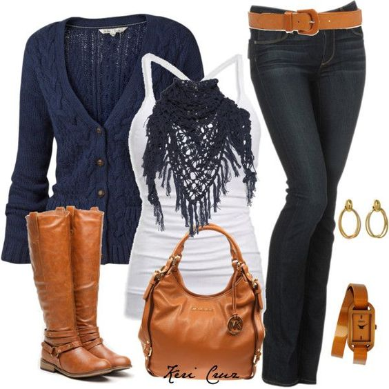 blue-navy-skinny-jeans-white-tank-blue-navy-scarf-cognac-bag-cognac-shoe-boots-watch-hoops-blue-navy-cardiganl-fall-winter-weekend.jpg