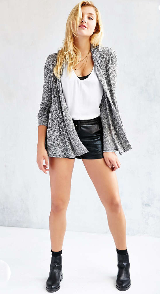 black-shorts-white-cami-howtowear-fashion-style-outfit-fall-winter-black-bralette-grayl-cardiganl-black-shoe-booties-urbanoutfitters-blonde-weekend.jpg