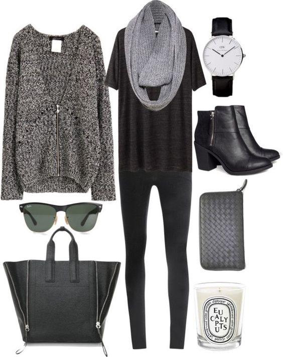 black-skinny-jeans-black-tee-howtowear-fashion-style-outfit-fall-winter-grayl-scarf-grayl-cardiganl-basic-black-shoe-booties-watch-sun-black-bag-weekend.jpg