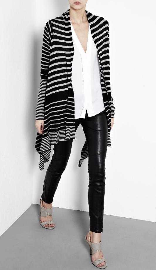 black-skinny-jeans-white-top-blouse-black-cardiganl-stripe-howtowear-fashion-style-outfit-fall-winter-leather-basic-drape-gray-shoe-sandalh-lunch.jpg