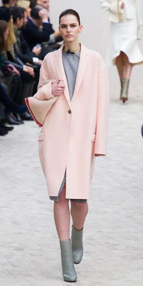grayl-dress-shift-pink-light-jacket-coat-necklace-hairr-grayl-shoe-booties-fall-winter-work.jpg