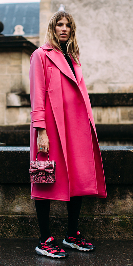 pink-magenta-jacket-coat-pink-bag-black-tights-magenta-shoe-sneakers-blonde-fall-winter-weekend.jpg