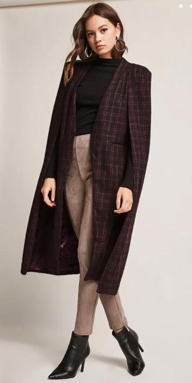 tan-leggings-black-tee-black-shoe-booties-hoops-cape-brown-jacket-coat-fall-winter-hairr-dinner.jpg