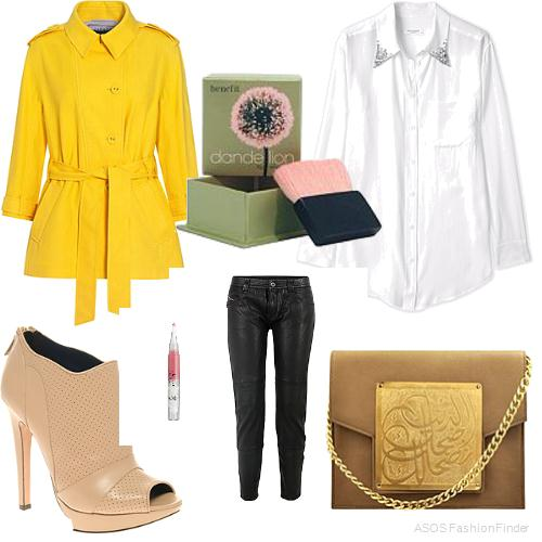 black-skinny-jeans-yellow-jacket-coat-white-collared-shirt-tan-shoe-booties-tan-bag-howtowear-fashion-style-outfit-spring-summer-lunch.jpg