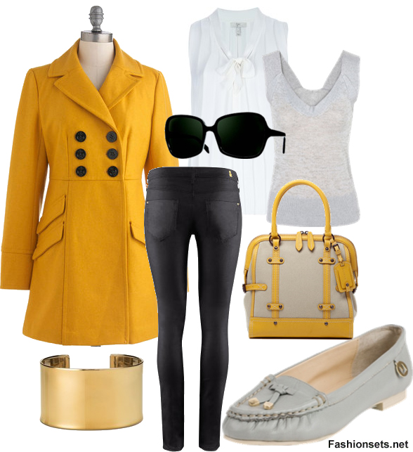 black-skinny-jeans-white-top-yellow-jacket-coat-gray-shoe-loafers-howtowear-fashion-style-outfit-bracelet-sun-yellow-bag-hand-spring-summer-lunch.jpg