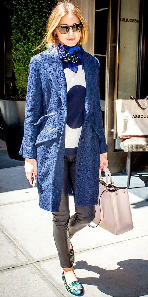 black-skinny-jeans-leather-white-bag-hairr-blue-navy-scarf-blue-shoe-loafers-blue-navy-jacket-coat-fall-winter-lunch.jpg