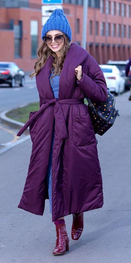 blue-med-sweater-purple-royal-jacket-coat-parka-puffer-beanie-sun-hairr-burgundy-shoe-booties-black-bag-fall-winter-weekend.jpg