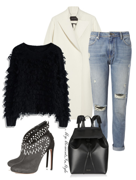 blue-light-boyfriend-jeans-black-sweater-white-jacket-coat-black-shoe-booties-black-bag-pack-howtowear-fashion-style-outfit-fall-winter-thanksgiving-dinner.jpg