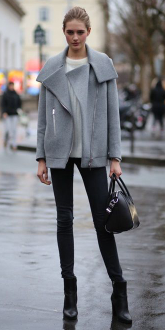 black-skinny-jeans-white-sweater-grayl-jacket-coat-bun-black-bag-black-shoe-booties-howtowear-style-fashion-fall-winter-street-blonde-lunch.jpg