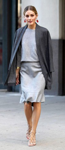 grayl-pencil-skirt-grayl-sweater-jewel-bun--howtowear-fashion-style-outfit-fall-winter-grayd-jacket-coat-tan-shoe-sandalh-oliviapalermo-earrings-hairr-dinner.jpg