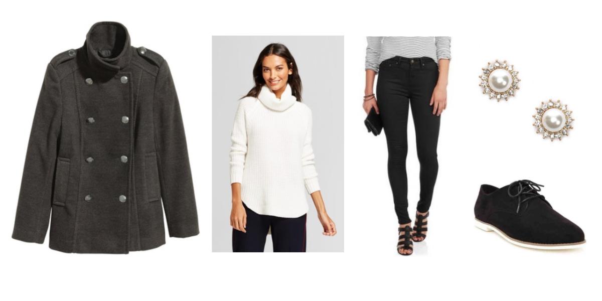 black-skinny-jeans-white-sweater-turtleneck-studs-black-shoe-brogues-grayd-jacket-coat-peacoat-fall-winter-weekend.jpg