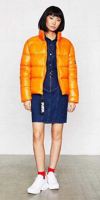 blue-navy-mini-skirt-blue-navy-jacket-jean-socks-white-shoe-sneakers-yellow-jacket-coat-puffer-orange-jacket-fall-brun-lunch.jpg