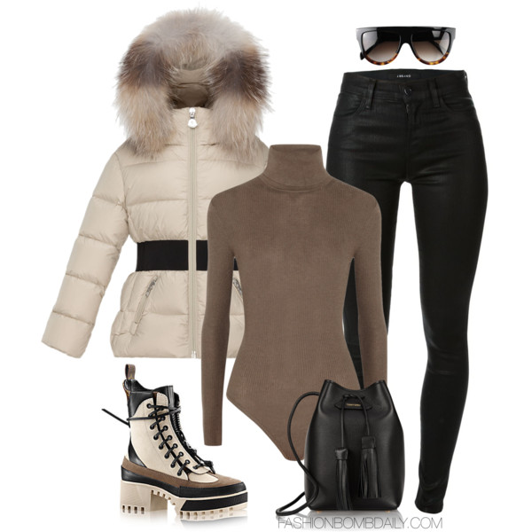 black-skinny-jeans-white-shoe-booties-snow-black-bag-sun-brown-sweater-turtlenck-bodysuit-white-jacket-coat-puffer-fall-winter-weekend.jpg