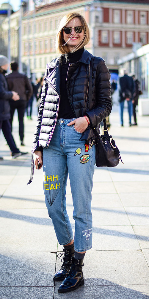 blue-light-boyfriend-jeans-black-sweater-turtleneck-black-bag-socks-black-shoe-booties-black-jacket-coat-puffer-fall-winter-blonde-weekend.jpg