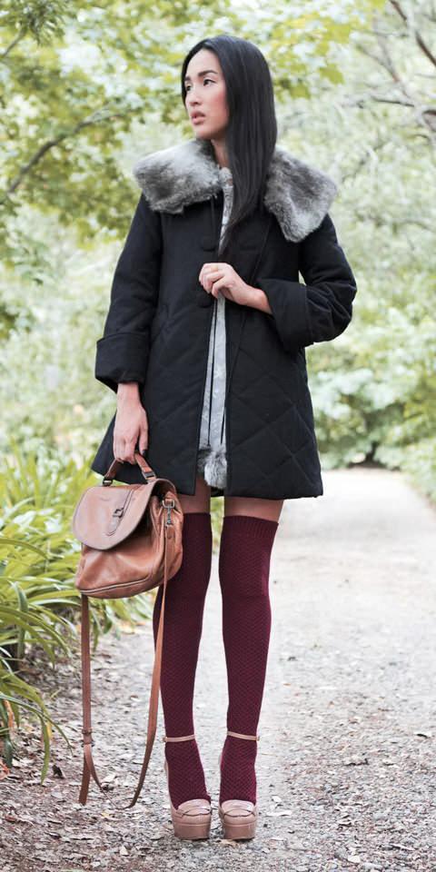dress-socks-knee-cognac-shoe-pumps-cognac-bag-black-jacket-coat-puffer-parka-fall-winter-brun-lunch.jpg