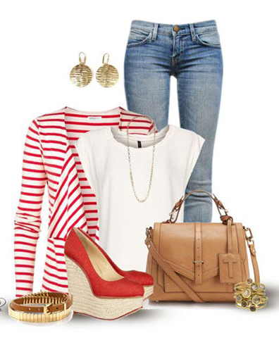 blue-med-skinny-jeans-white-top-red-shoe-pumps-tan-bag-earrings-necklace-red-jacket-blazer-stripe-howtowear-fashion-style-outfit-spring-summer-lunch.jpg