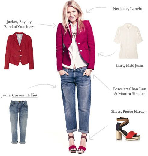 blue-med-boyfriend-jeans-white-tee-red-jacket-blazer-red-shoe-sandalh-blonde-outfit-fall-winter-gwynethpaltrow-lunch.jpg