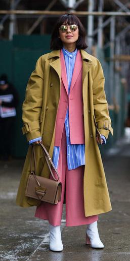 pink-light-culottes-pants-suit-blue-med-collared-shirt-layer-pink-light-jacket-blazer-white-shoe-booties-sun-trench-lob-yellow-jacket-coat-fall-winter-brun-work.jpg