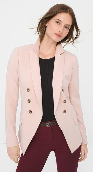 r-burgundy-skinny-jeans-howtowear-style-fashion-fall-winter-pink-light-jacket-blazer-belt-hairr-work.jpg