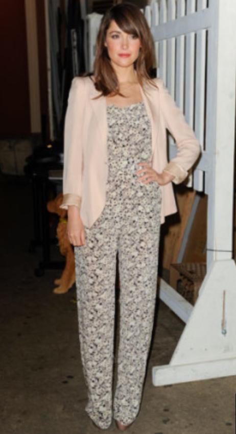 grayl-jumpsuit-pink-light-jacket-blazer-hairr-print-spring-summer-wear-fashion-style-celebrity-dinner.jpg